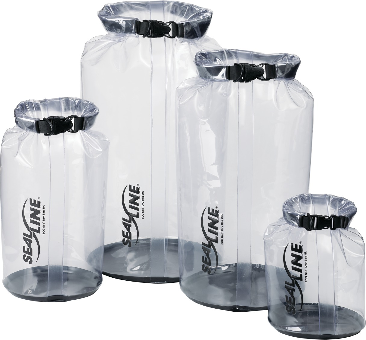 SealLine EcoSee Clear Dry Bag 20L Clear-30