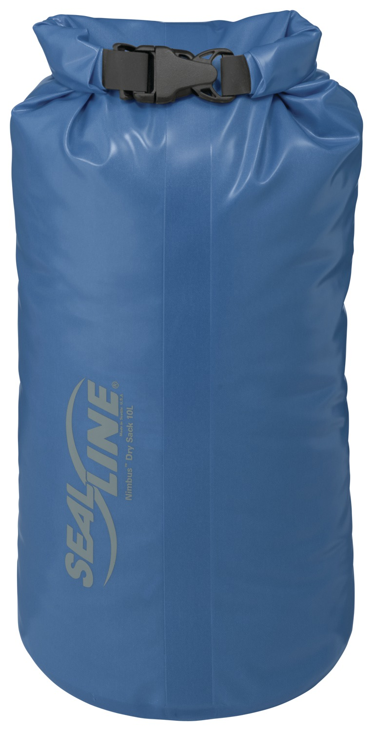 SealLine Nimbus Lightweight Dry Sack 10L Blue-30
