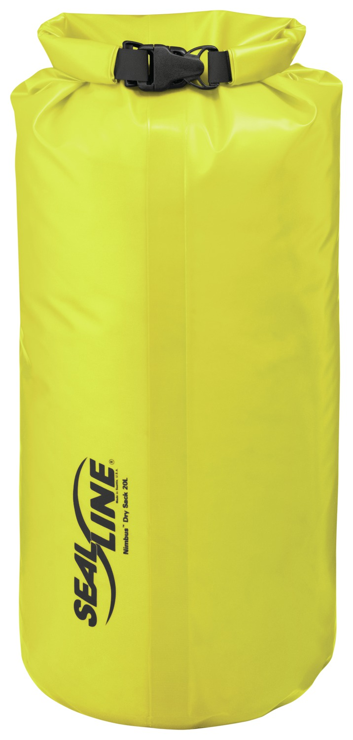 Nimbus Lightweight Dry Sack 20L Yellow-30