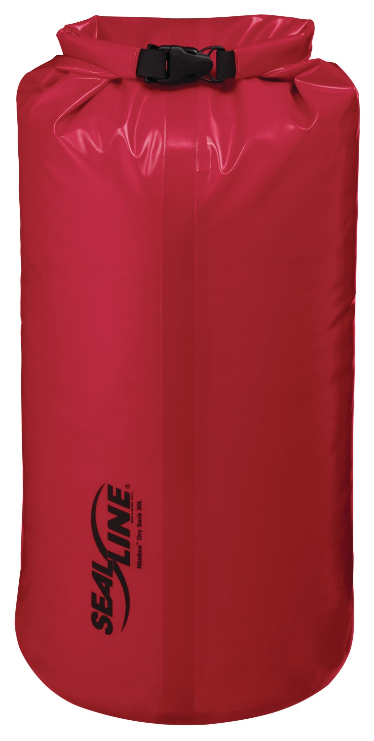 SealLine Nimbus Lightweight Dry Sack 30L Red-30