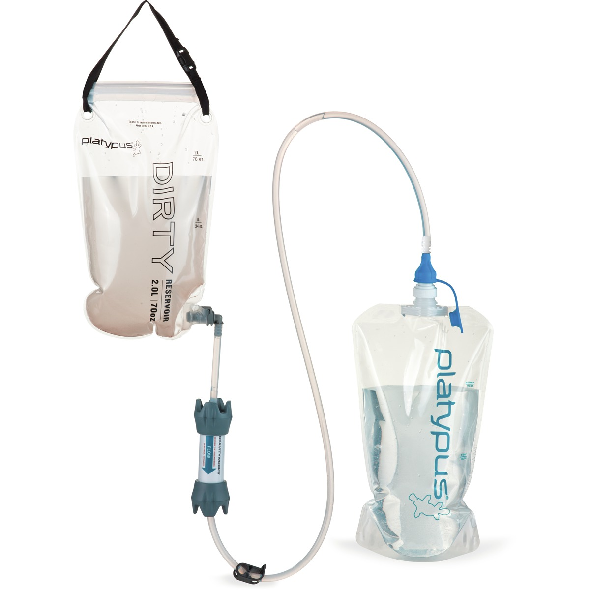 Platypus - GravityWorks 2L Water Filter  - Water Filter -