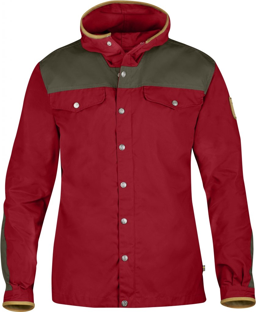 FjallRaven Greenland No.1 Special Edition Deep Red-30
