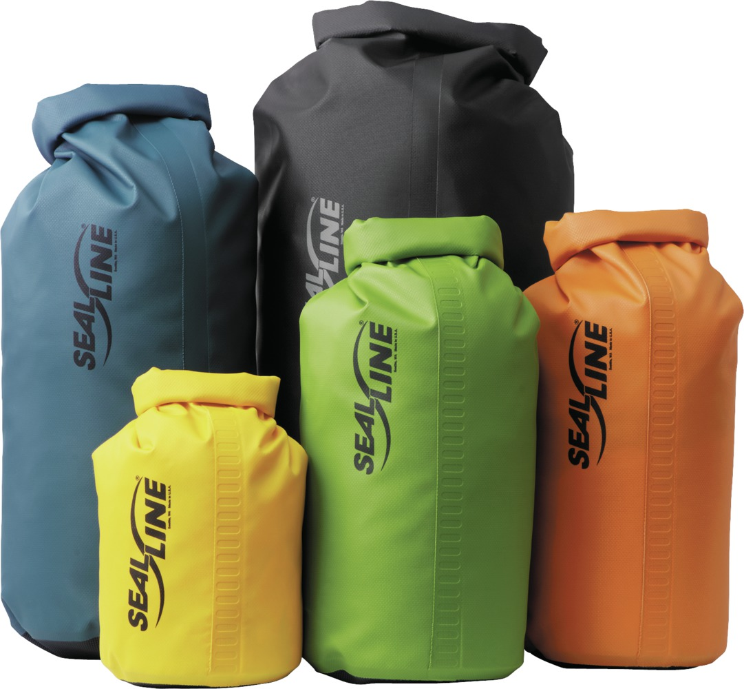 Baja Dry Bag 55L Yellow-30