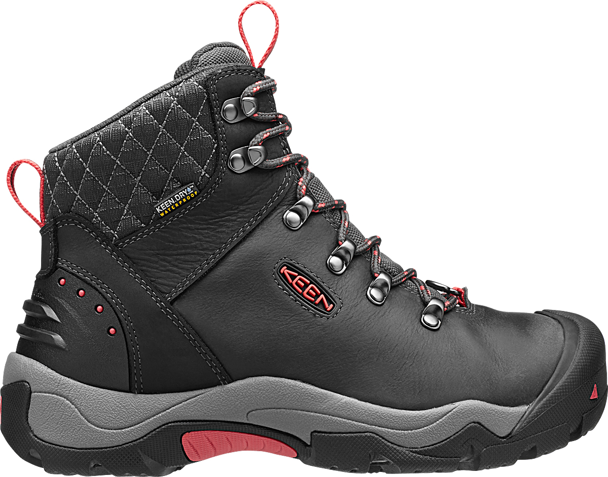 Keen Revel III Black/Rose-30