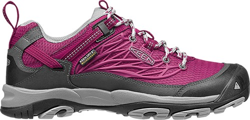 Keen Saltzman WP Beet Red/Neutral Gray-30