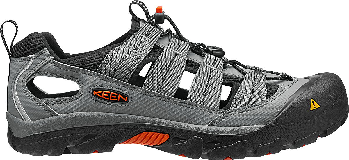 Keen - Commuter 4 Gargoyle/Koi - Sandals - 9