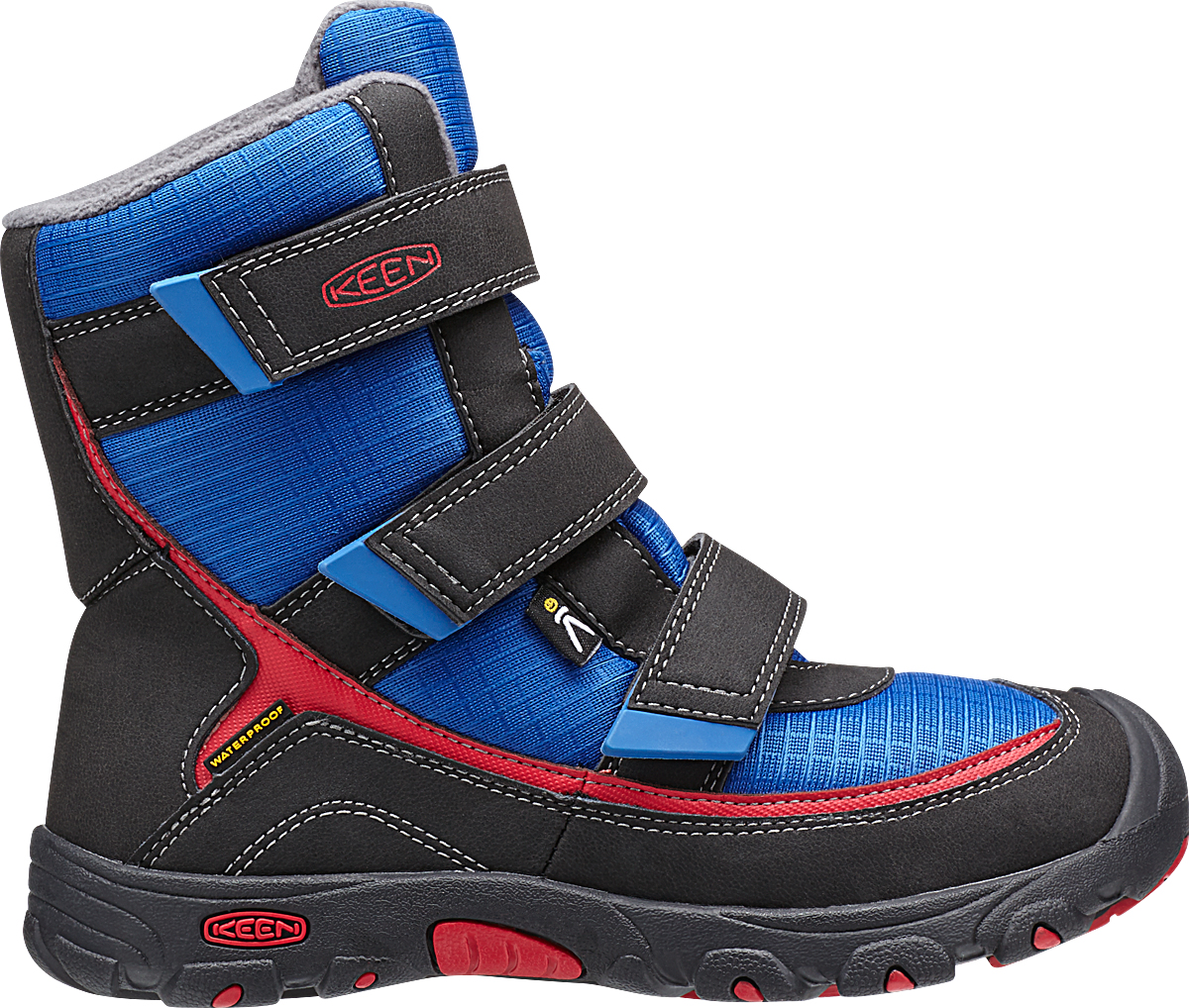 Keen Trezzo II WP Olympian Blue/Racing Red-30