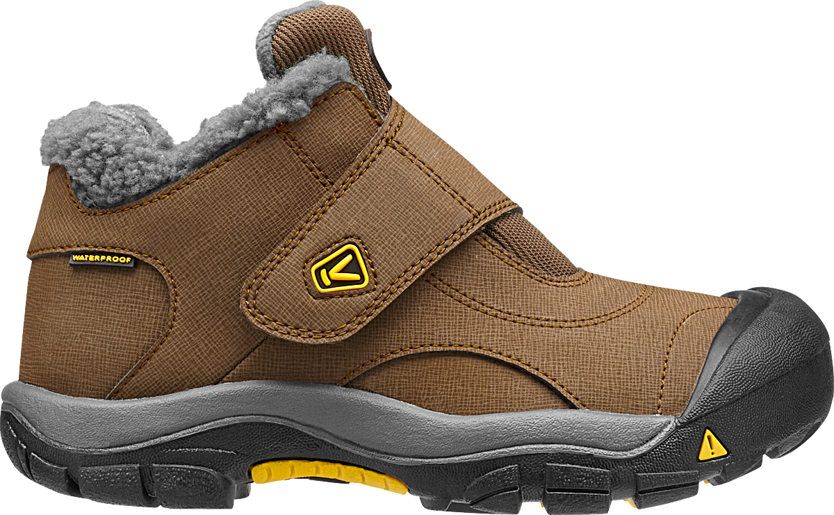 Keen Kootenay WP Dark Earth/Spectra Yellow-30