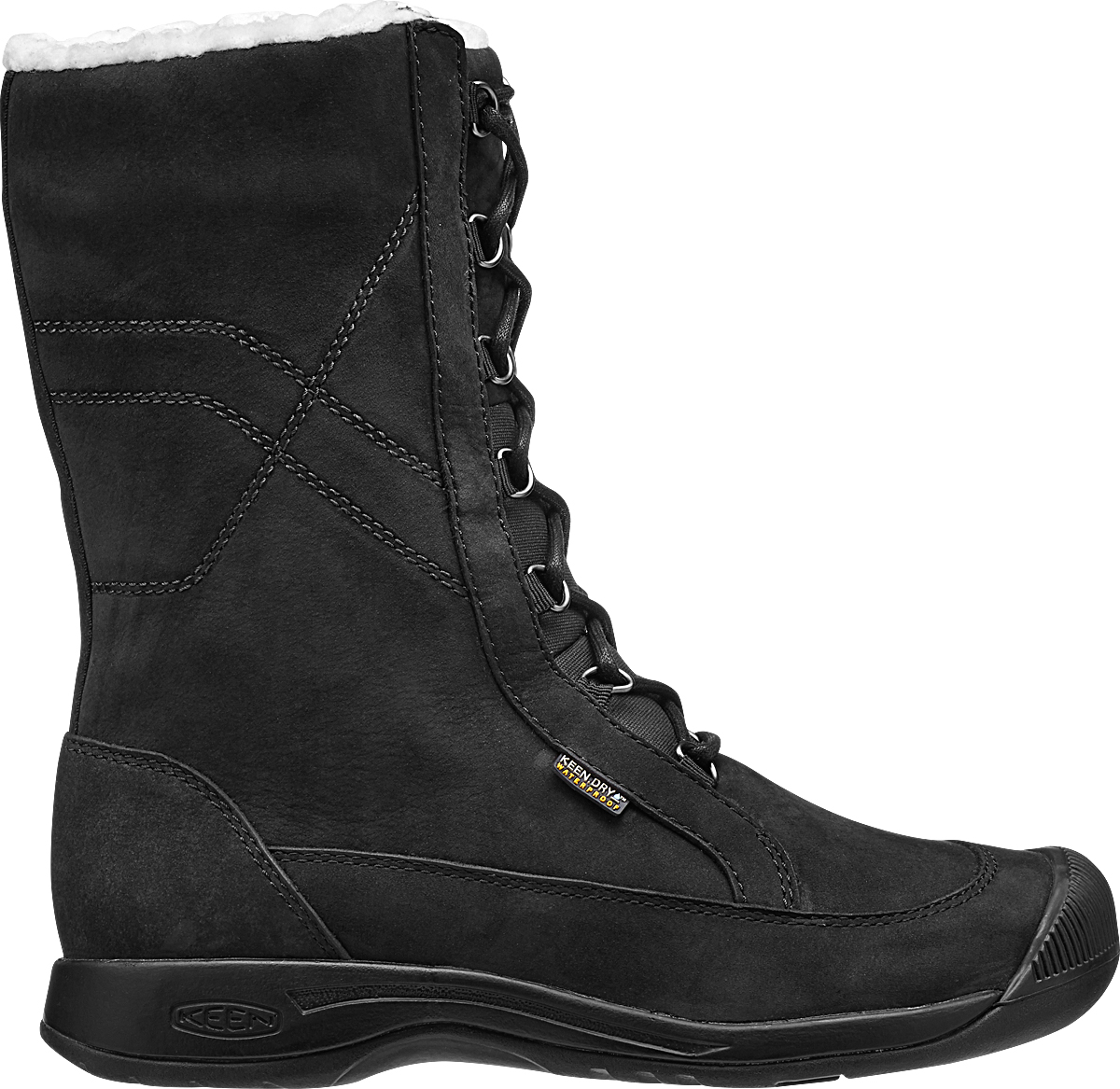 Keen Reisen Winter Lace WP Black-30