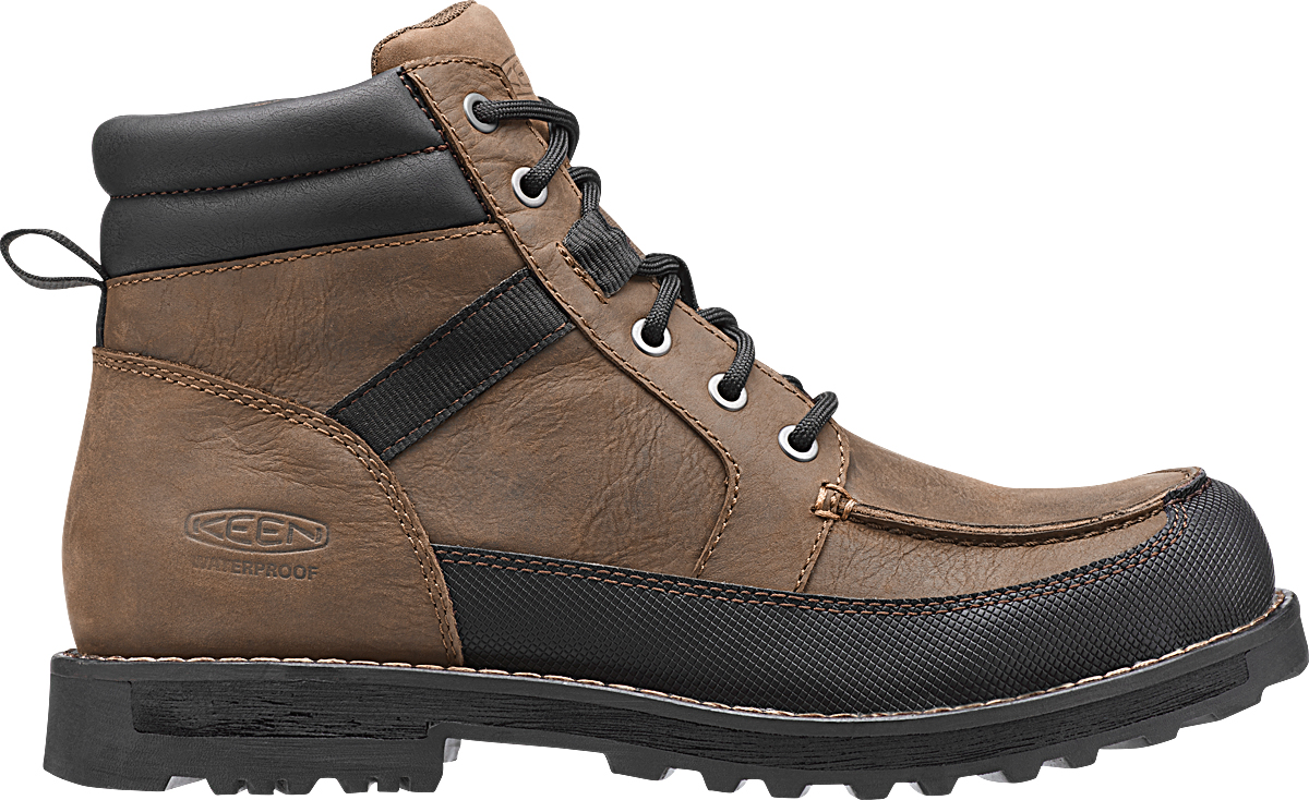 Keen The Ace WP Seal Brown-30