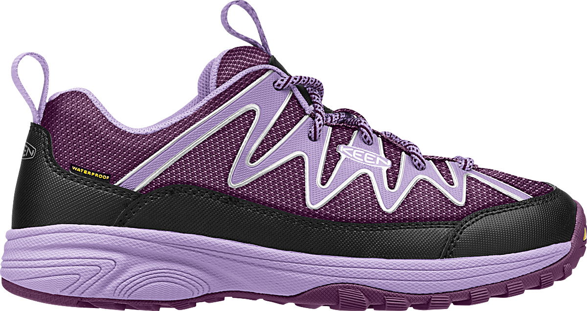 Keen Rendezvous WP Purple Pennant/Bougainvillea-30