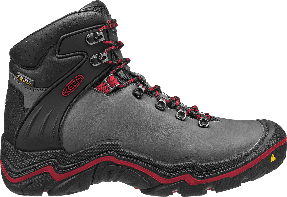 Keen Liberty Ridge EU Gargoyle/Beet Red-30