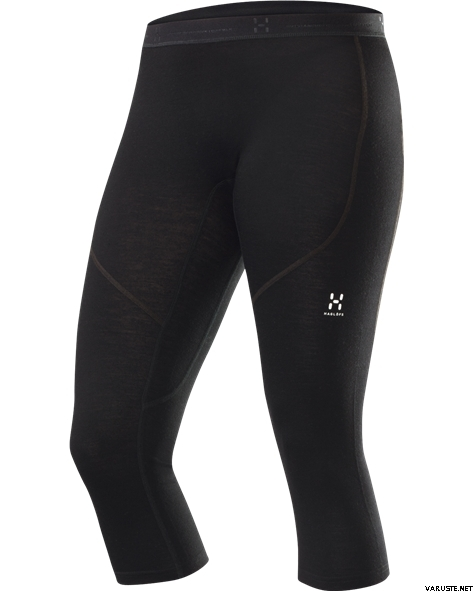 Haglofs Actives Merino Short John True Black-30