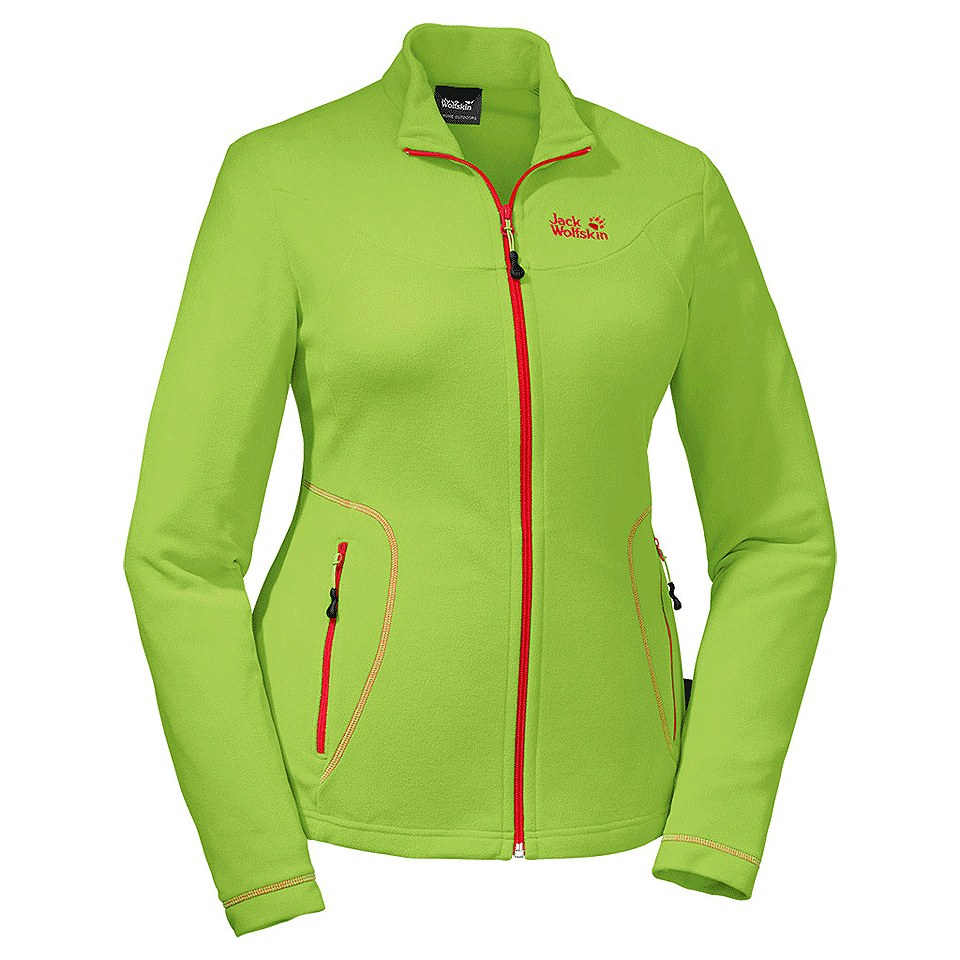 Jack Wolfskin Performance Jacket Women parrot green-30