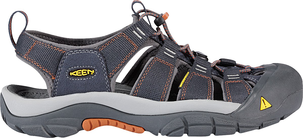 Keen Newport H2 India Ink / Rust-30