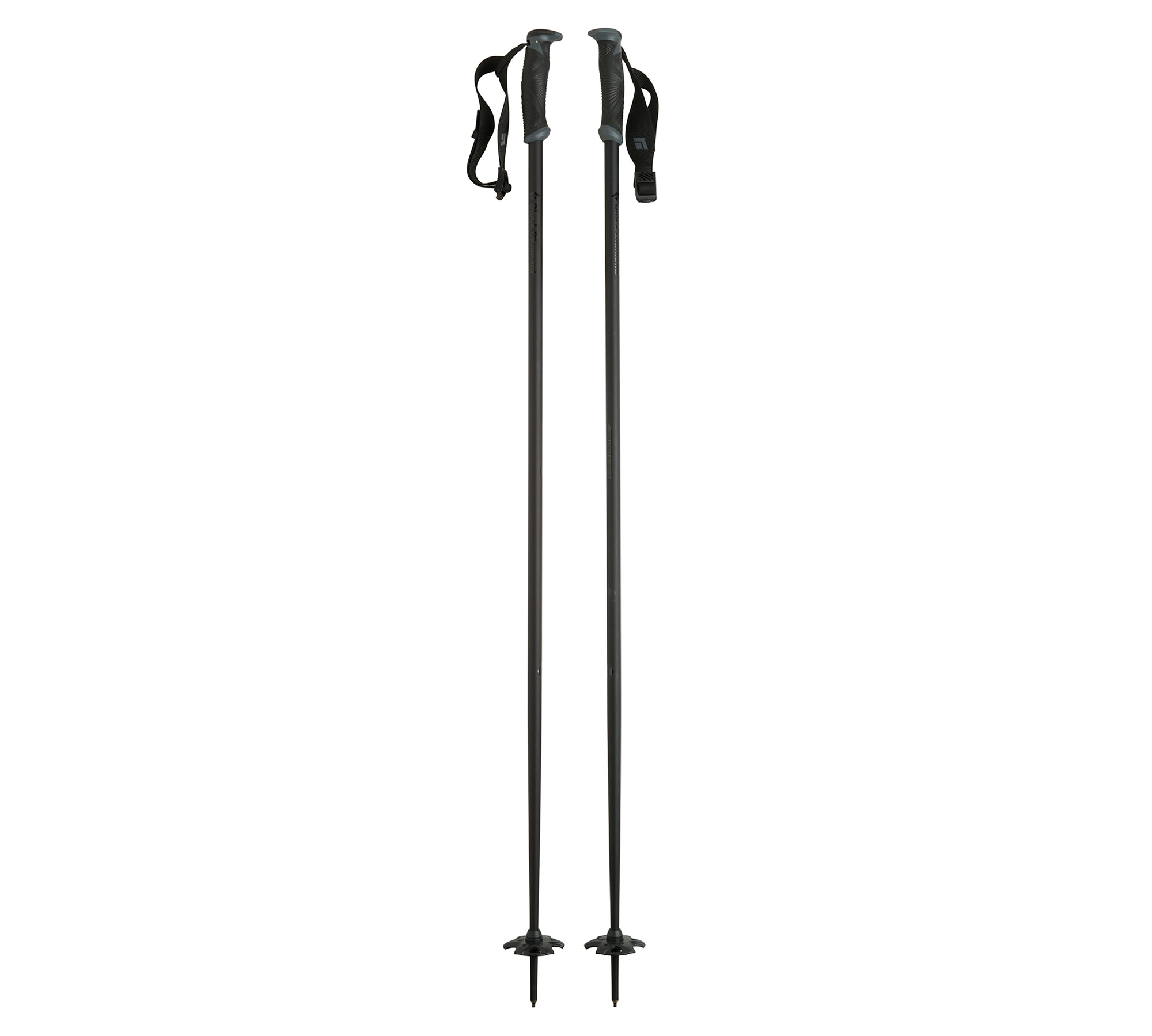 Black Diamond Fixed Length Aluminum Ski Poles Black-30