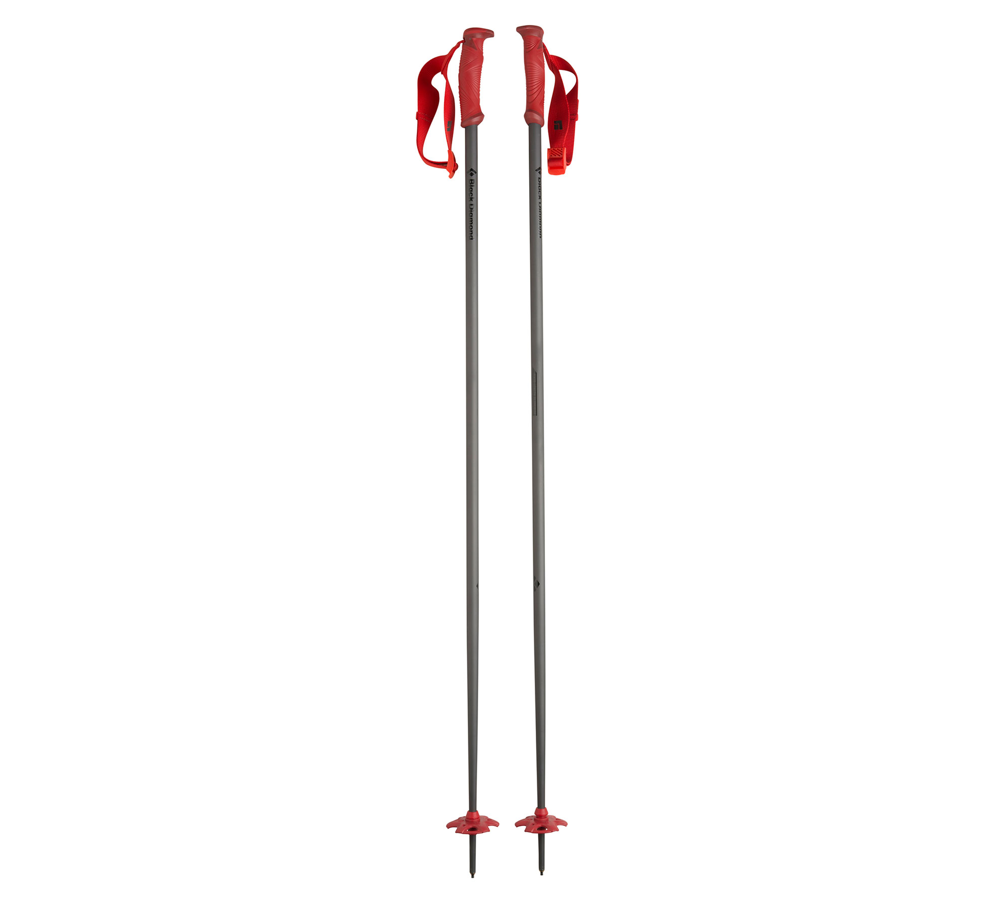 Black Diamond Fixed Length Aluminum Red-30
