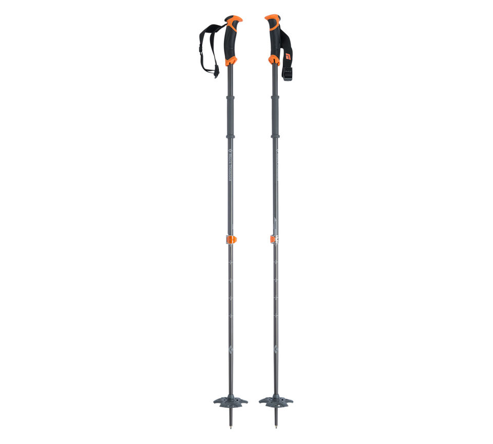 Black Diamond Traverse Ski Poles-30