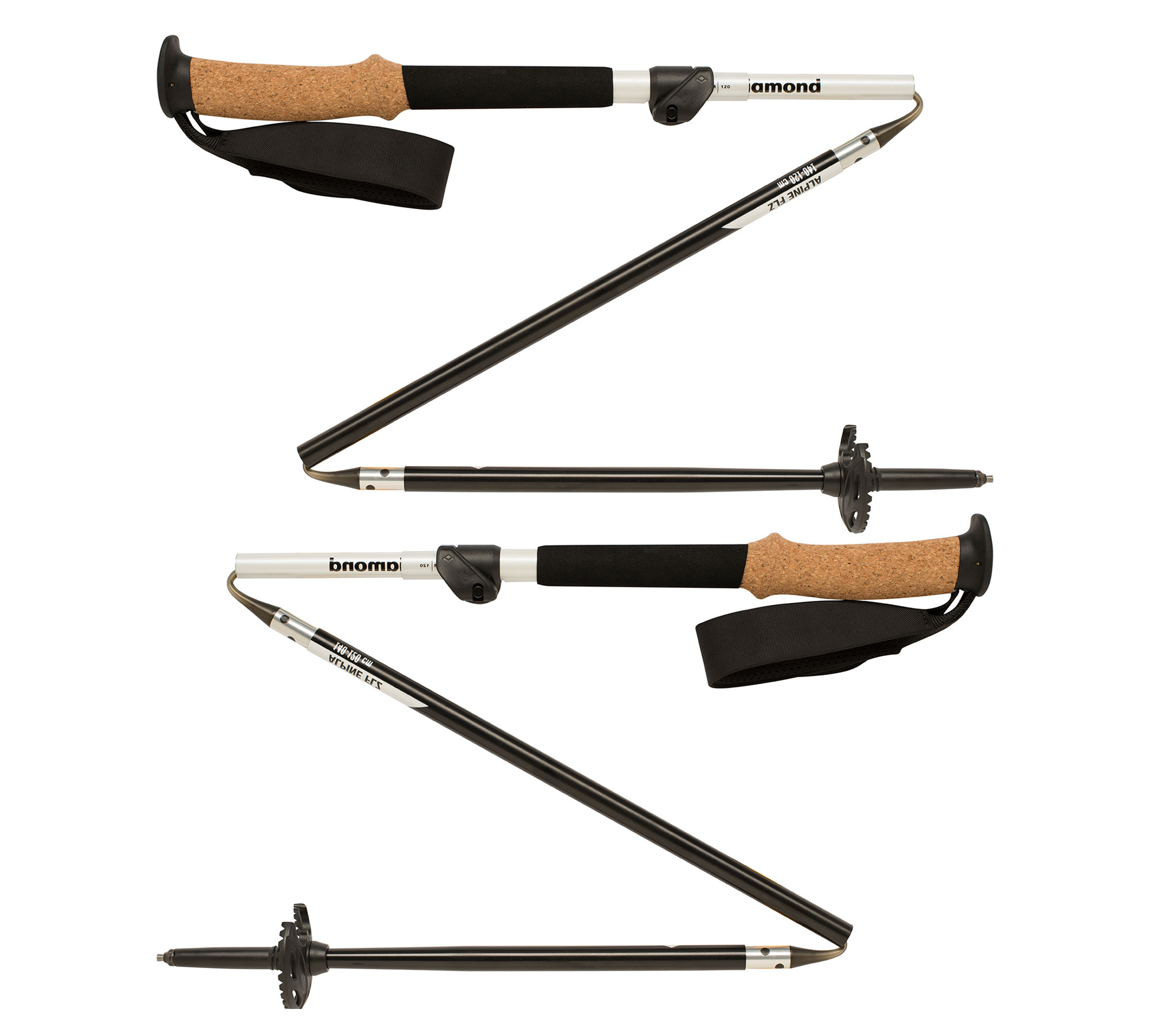 Black Diamond Alpine Flz Trekking Poles-30