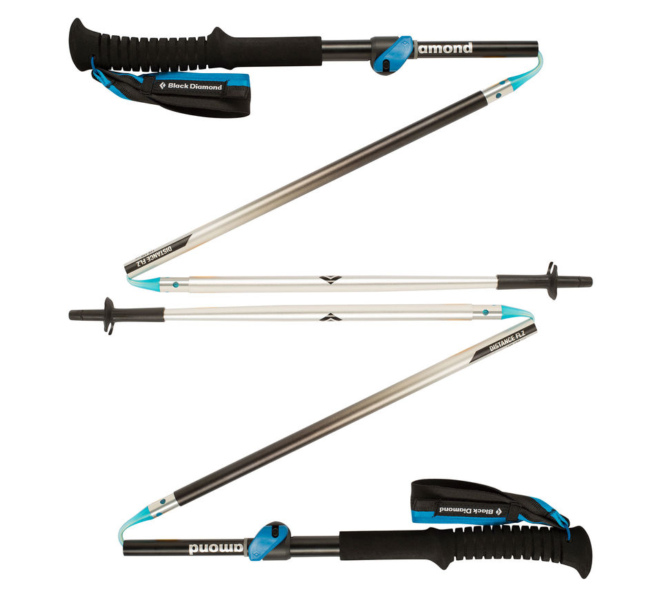 Black Diamond Distance Flz Trekking Poles-30