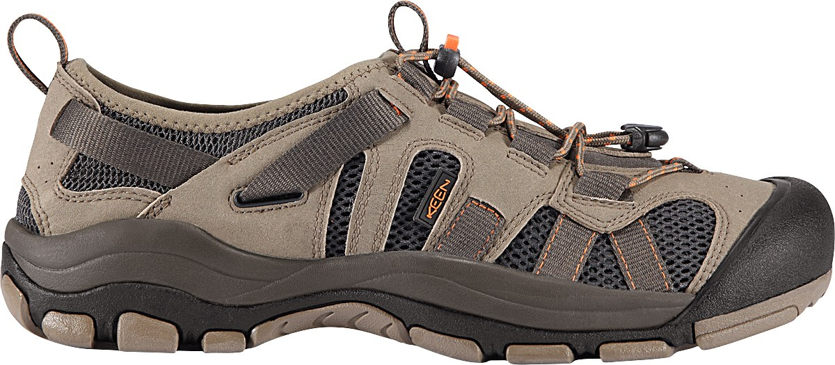 Keen McKenzie Brindle/Ensign Red-30