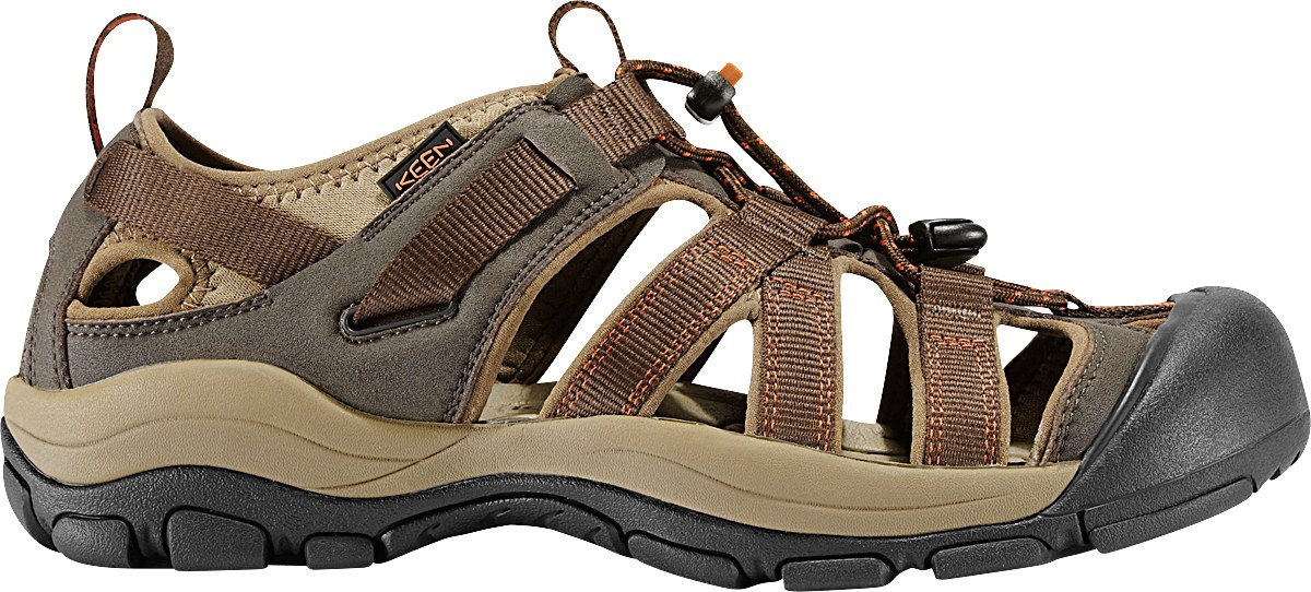 Keen Owyhee Simply Black / Rust-30
