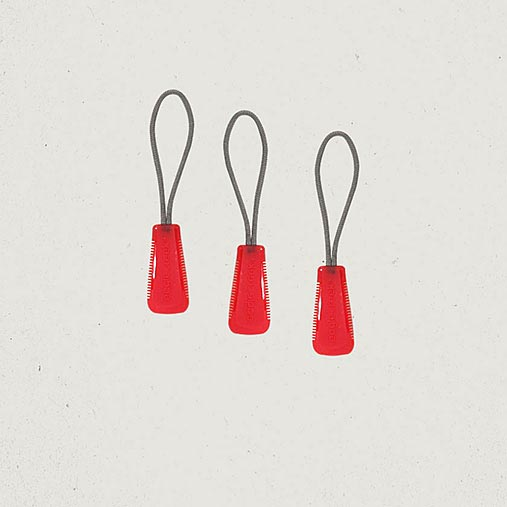 Eagle Creek ID Zipper Pull Set Torch Red-30