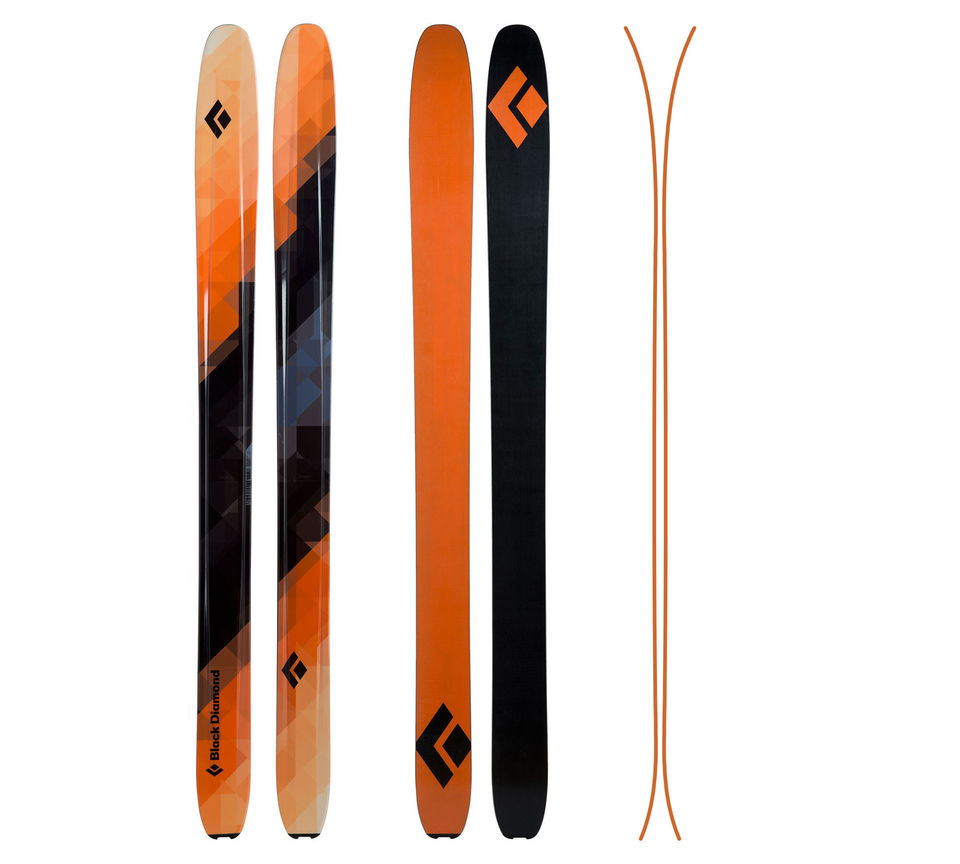 Black Diamond Megawatt Ski-30