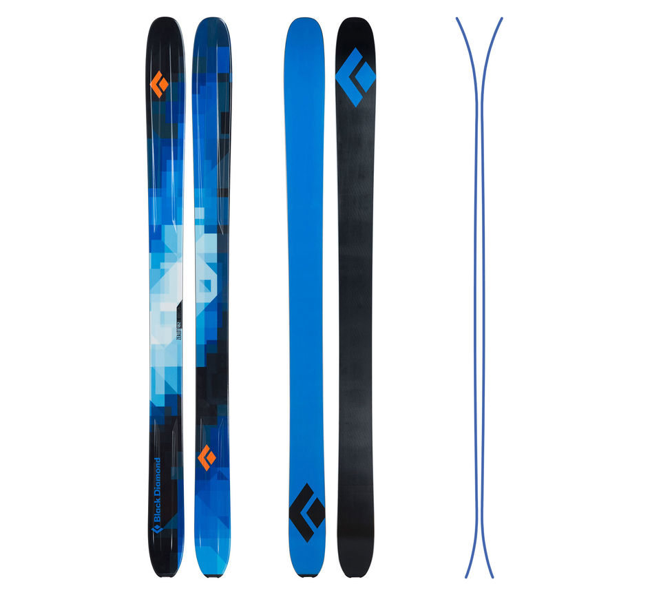 Black Diamond Zealot Ski-30