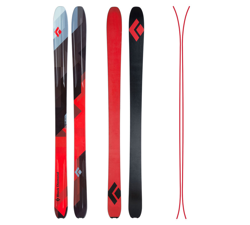 Black Diamond Verdict Ski-30