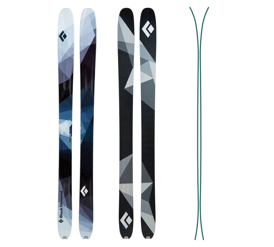 Black Diamond Convert Ski-30