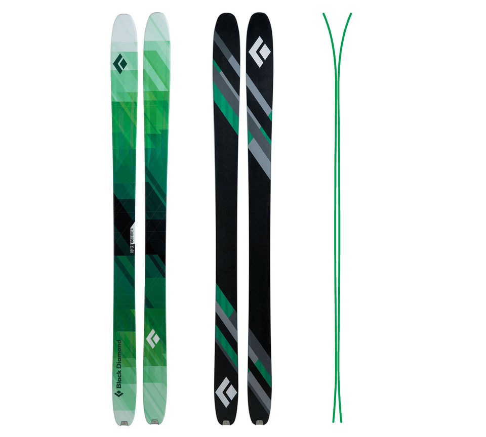 Black Diamond Revert Ski-30