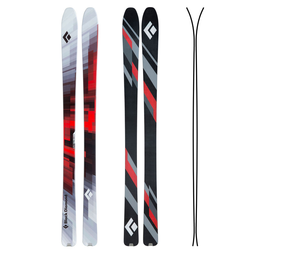Black Diamond Aspect Ski-30