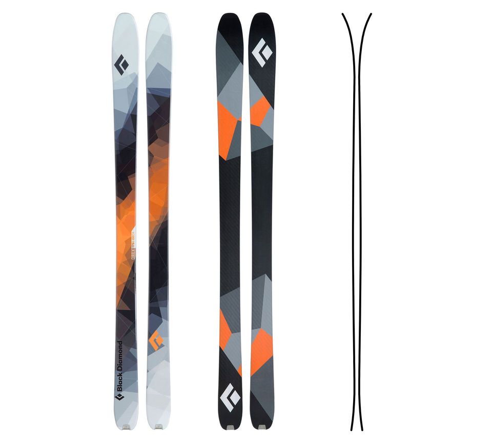 Black Diamond Current Ski-30