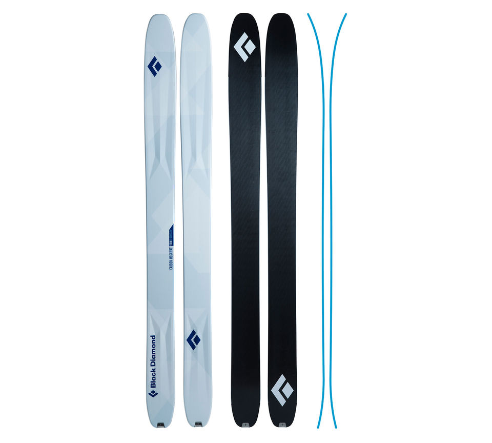 Black Diamond Carbon Megawatt Ski-30