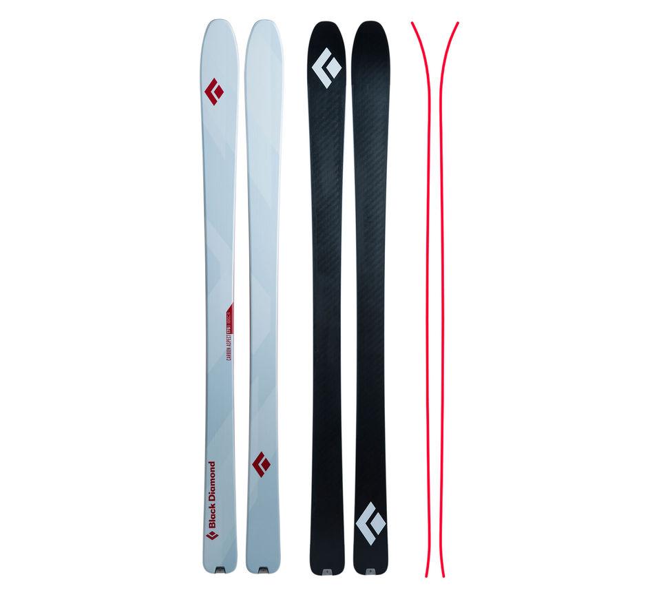 Black Diamond Carbon Aspect Ski-30