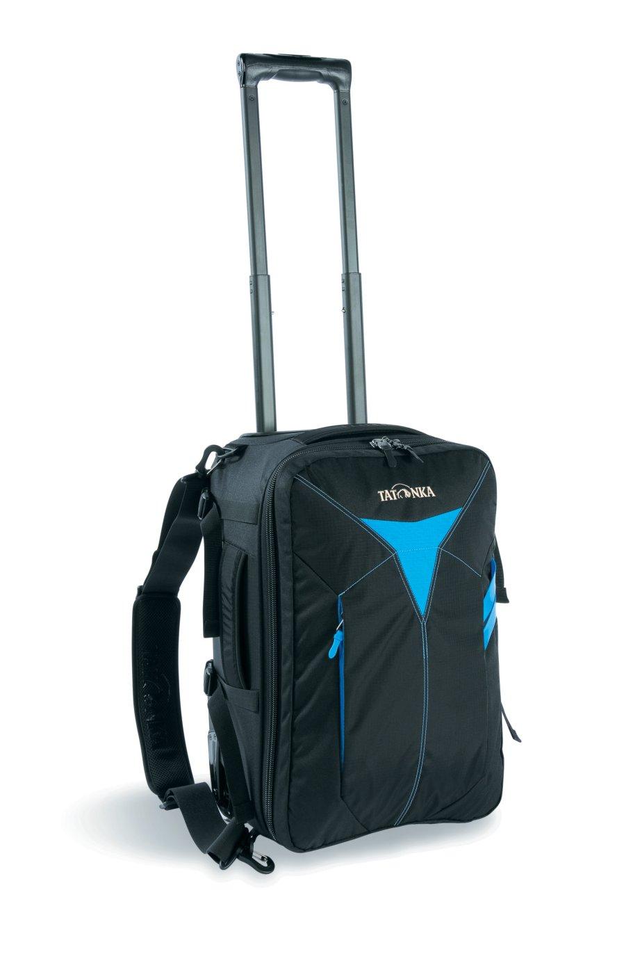 Tatonka - Flightcase Roller S black - Wheeled Luggage -