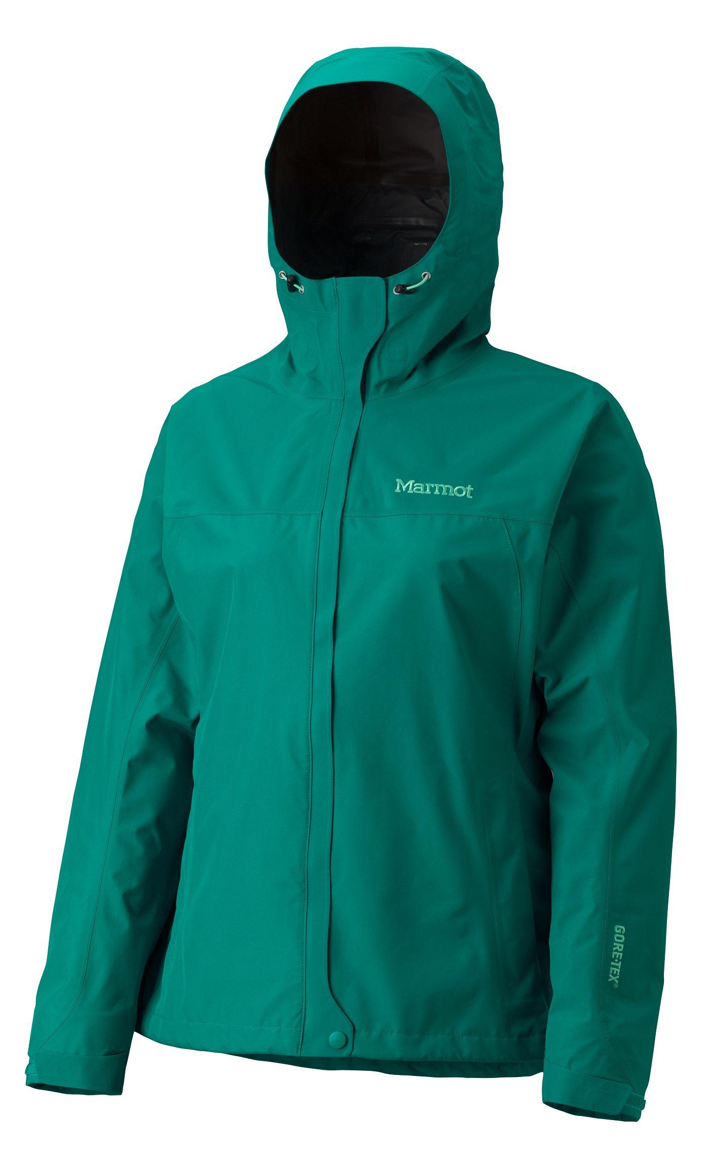 Marmot Wm's Minimalist Jacket Green Garnet-30