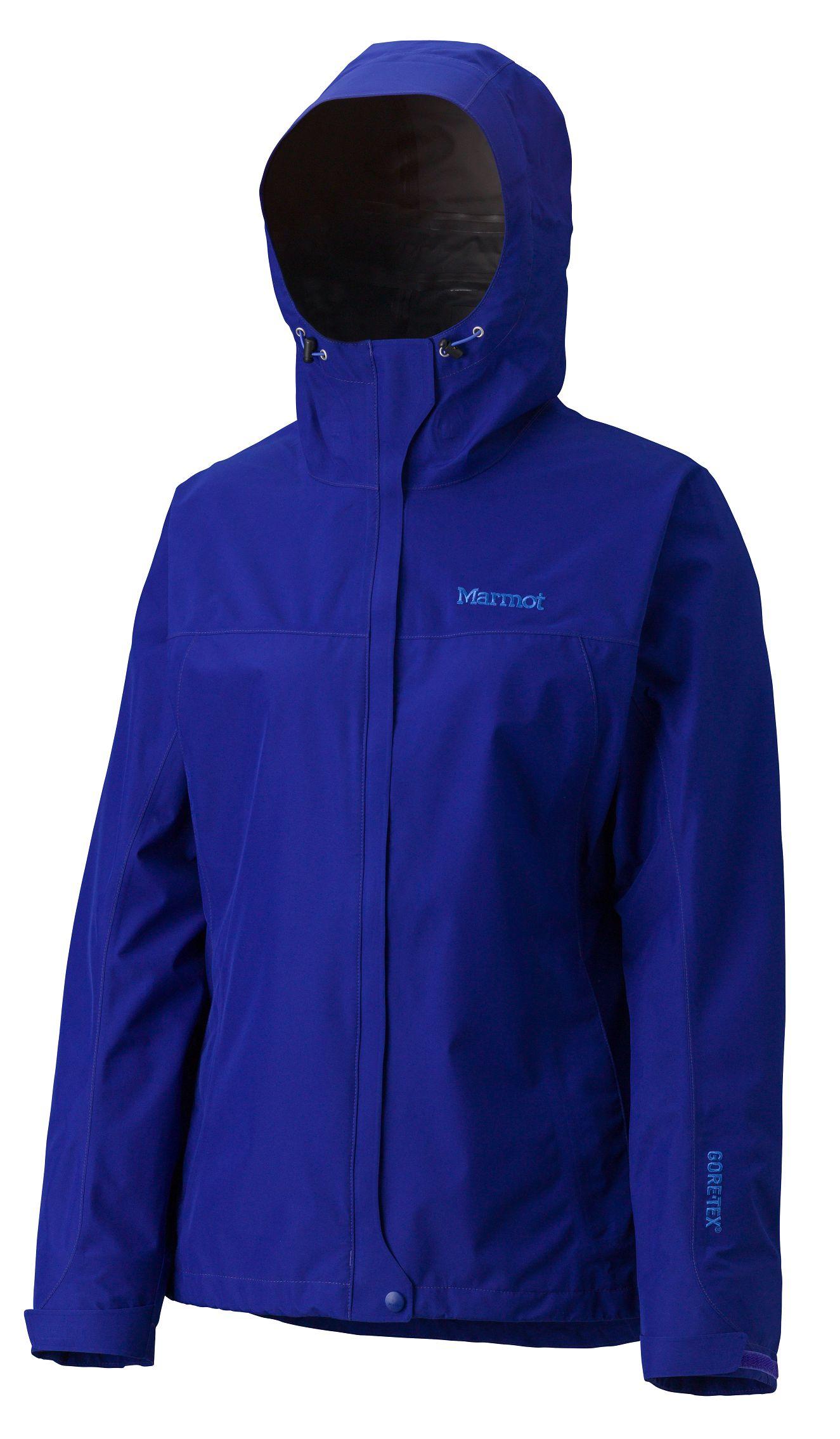 Marmot Wm's Minimalist Jacket Midnight Purple-30