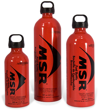 MSR Fuel Bottle 11oz CRP Cap-30