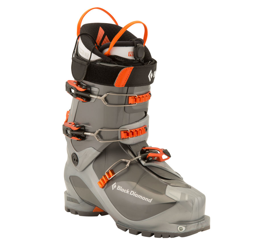 Black Diamond Prime Ski Boot Bd Orange-30