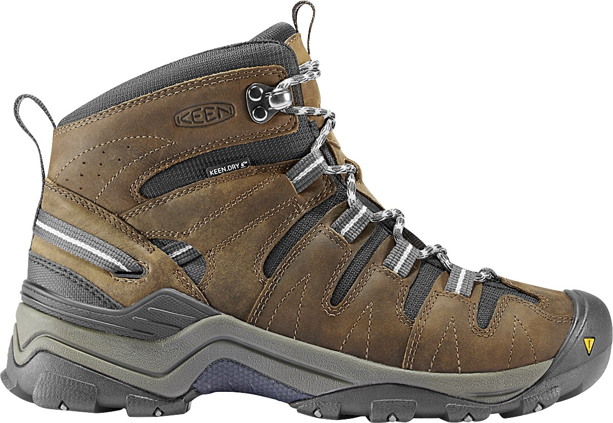 Keen Gypsum MID Dark Earth/Neutral Gray-30
