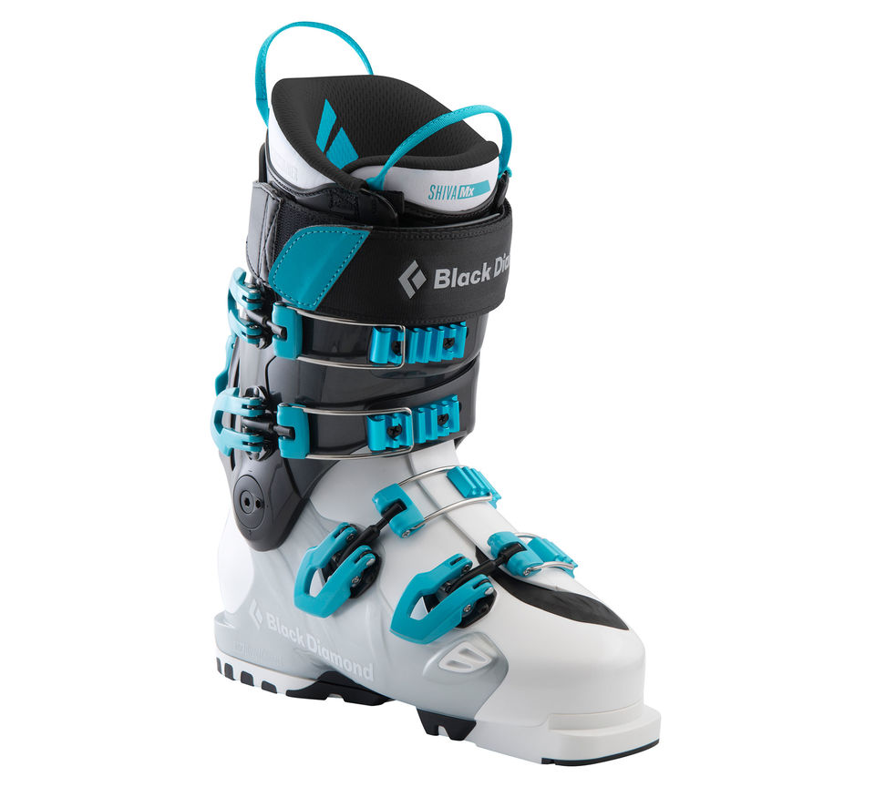 Black Diamond Shiva Mx Ski Boot Women'S Bluebird-30