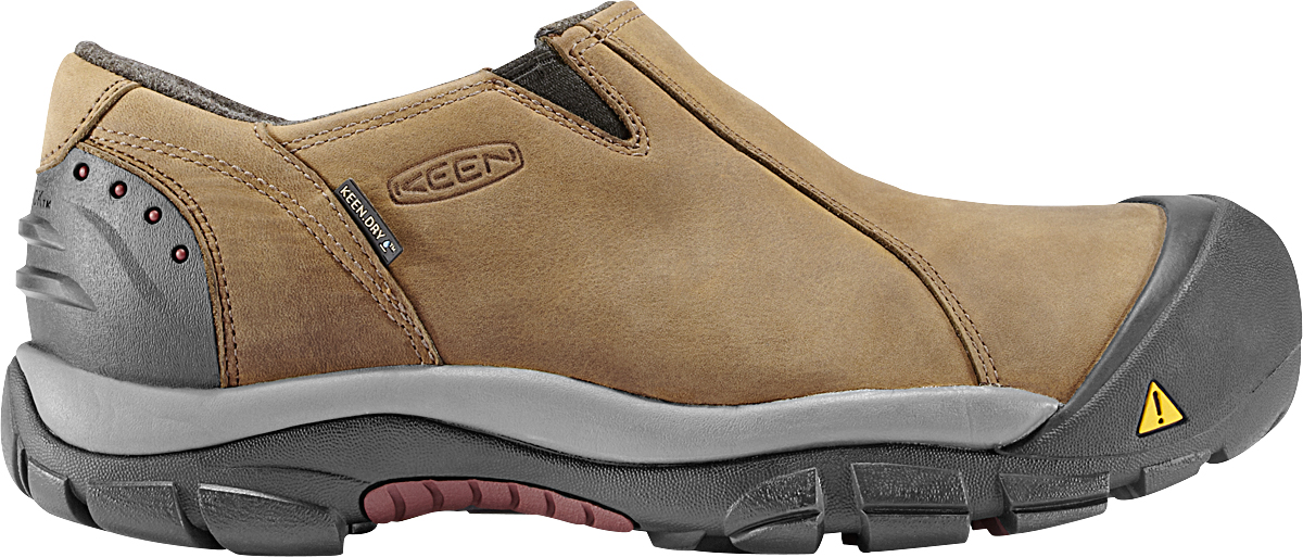 Keen Brixen Low Slate Black/Maddern Brown-30