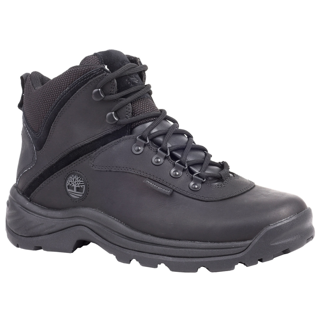 Timberland Men's White Ledge Mid Waterproof Black-30