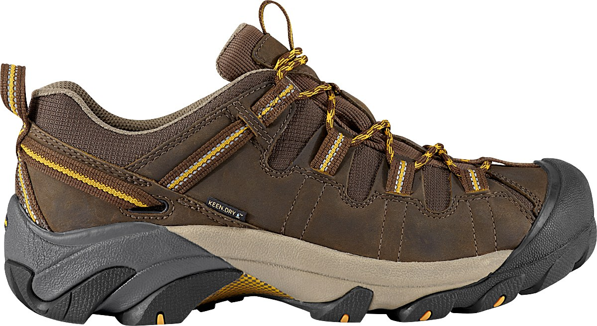 Keen Targhee II Cascade Brown/Golden Yellow-30