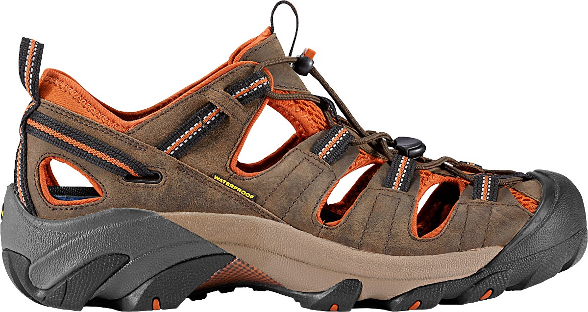 Keen Arroyo II Black Olive/Bombay Brown-30