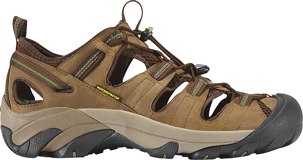 Keen Arroyo II Simply Black / Bronze Green-30