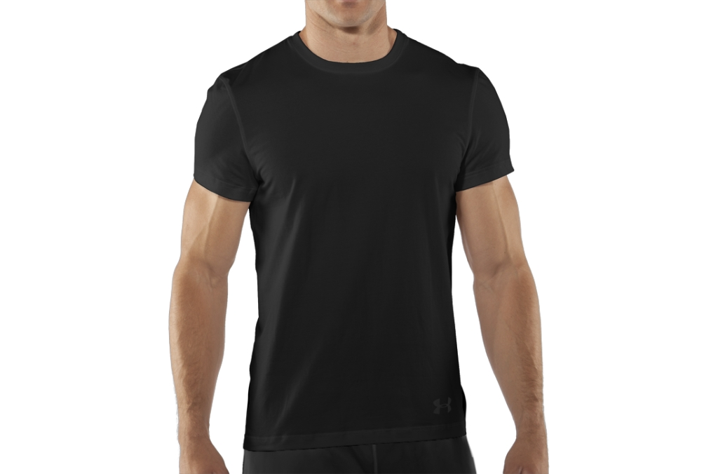Under Armour UA Tactical Charged Cotton T-Shirt Black-30