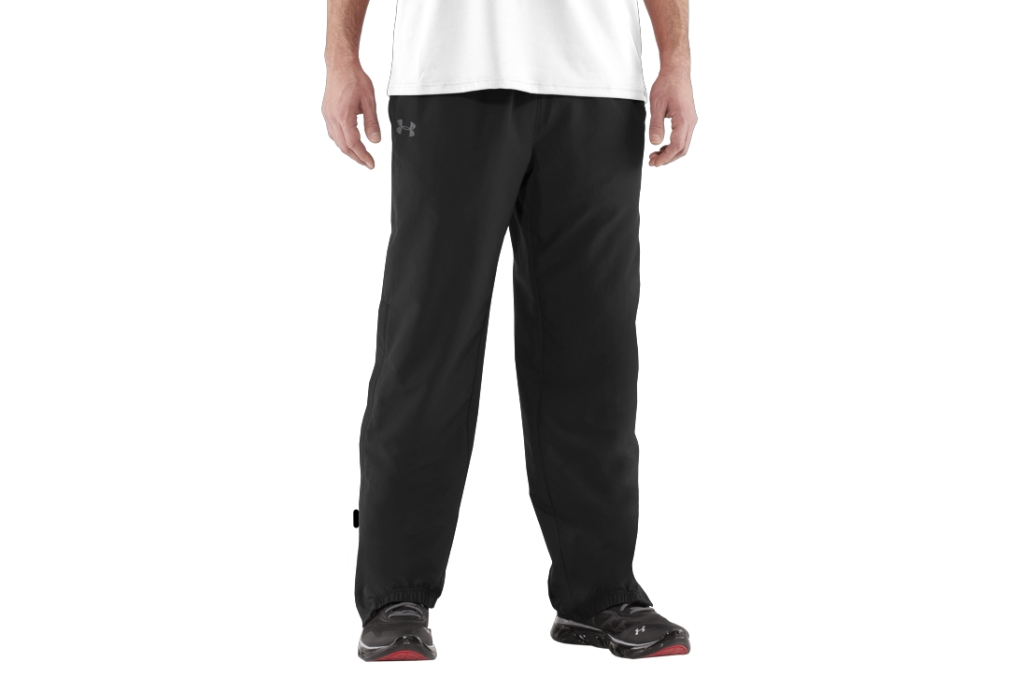 Under Armour Powerhouse Cuffed Pant S Black/Graphite-30
